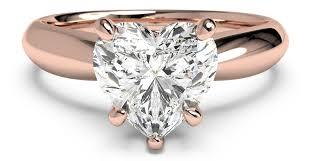 heart shaped wedding rings introducing heart shaped engagement rings ritani