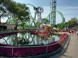 first trip to adventureland iowa theme park review