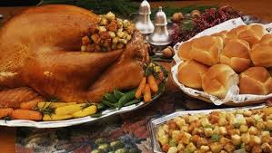 local churches offer free thanksgiving meals