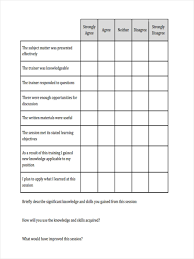doc600630 trainer feedback form template technical analyst cover