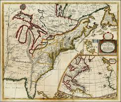 map of virginia and carolina a map of the empire in america viz virginia york