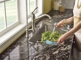 amazon com moen 7245srs belfield one handle high arc kitchen