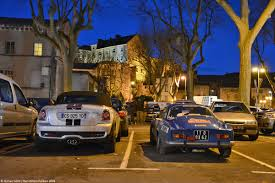 renault alpine a110 rally 2015 historic monte carlo rally ranwhenparked view mini roadster