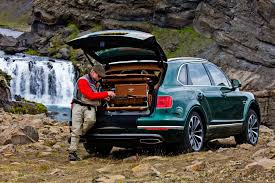 bentley bentayga silver the bentley bentayga goes fishing lifestyle driven