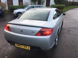 peugeot 607 coupe used peugeot 407 coupe for sale rac cars