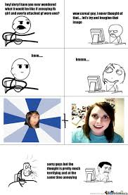 Annoying Girlfriend Meme - overly annoying fb girlfriend by miserypotato meme center