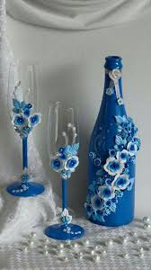 34 best glass decorate images on