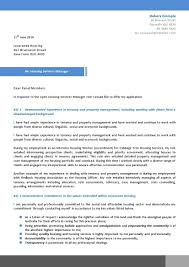 simple sample cover letter addressing selection criteria 14 for