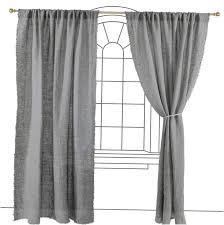 Orange And Blue Curtains Made To Measure Drapes I Free Shipping I Custom Nursery Curtains