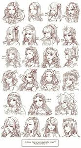 names of anime inspired hair styles best 25 anime hairstyles ideas on pinterest manga hair anime