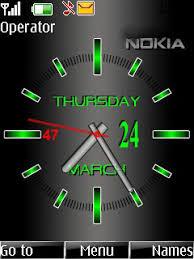 themes nokia c2 mobile download green nokia clock s40 theme free nokia themes mobile fun