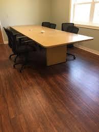discover why companies use luxury vinyl flooring