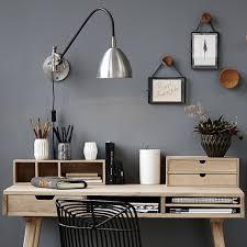 dessus de bureau idées rangement pour le bureau décoration