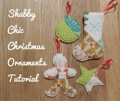 shabby chic christmas decorations prints to polka dots blog