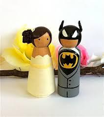 batman wedding topper cake topper thursday batman wedding cake topper a wedding cake