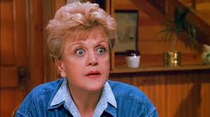 Murder She Wrote Meme - poster watch an entire 小时前的jessica fletcher eureka face on
