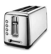 Toaster Poacher Cuisinart The Bakery Artisan Bread 2 Slice Toaster Everything
