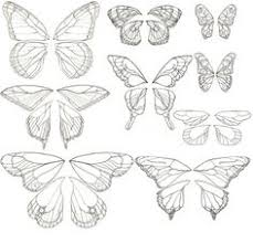 printable fairy wings template download picture