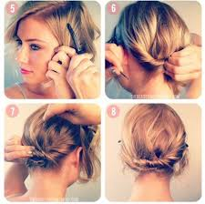 step by step braid short hair sewcal mama diy braid for short hair