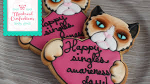 grumpy cat valentines how to make a grumpy cat cookie s cookie
