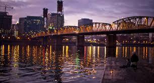 Portland City Flag Travel To Portland Oregon Discover America