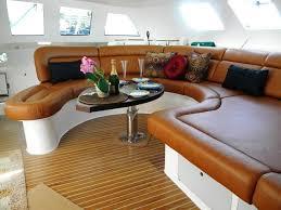 Boat Upholstery Sydney Banquette Design House Boat Interior U0027s For Stephen Pinterest