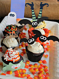 halloween cupcake ideas pinkwhen