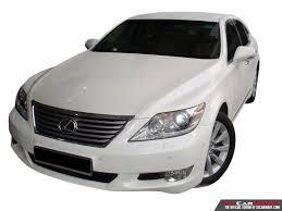 lexus car leasing singapore lexus ls460 4 6l a pvl