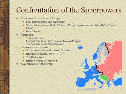 Eastern Europe Iron Curtain Chapter 28 Cold War And A New Western World Ppt Download