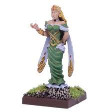 elf mage queen mantic games kings of war
