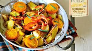 comment cuisiner le patisson poêlée bio de pâtisson et pommes de terre à la provençale