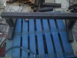 heavy duty flat bench mig welding forum