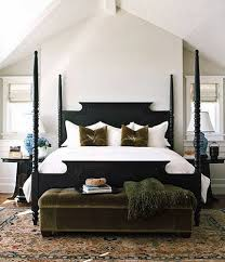 Black Canopy Bed Unique Bed Decorating Ideas For All Kinds The Variety Of Beds