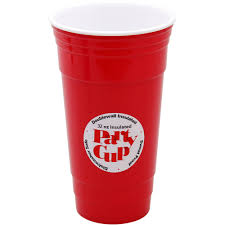 party cups 32 oz wall party cup walmart