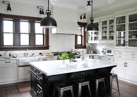 Small Black And White Kitchen Ideas Black And White Small Kitchen Ideas Black And White Kitchen Wall
