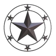amazon com texas star wall decor home decor 24