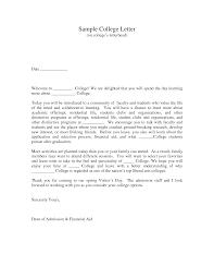 cover letter college cover letter college cover letter for nursing