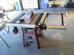 Best Contractor Table Saw by Review New Craftsman 10