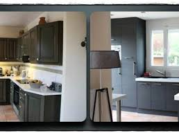 renover sa cuisine en bois cool peinture cuisine bois relooker une cuisine rustique relooker