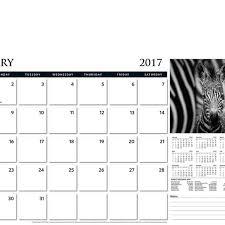 desk pad calendar 2017 full colour deskpad calendars 13 pages gray house promotions