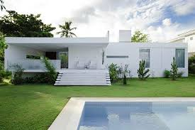 nice houses with pools in modern home backyard garden interior