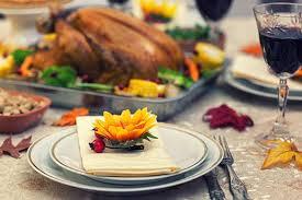delicious thanksgiving dinner near downtown san diego