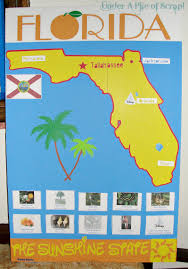 pictures of 5th grade map projects the grapevine 3 d florida