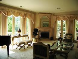 Drapes For Living Room Swag Curtains For Living Room Gallery With Gorgeous Pictures
