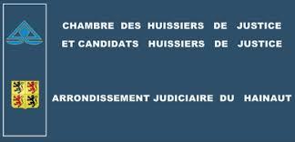 chambre des huissiers de justice de huissiers de justice et candidats hainaut huissiers de justice