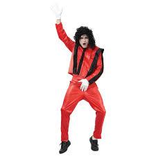 Michael Jackson Halloween Costume Men U0027s Michael Jackson Thriller Costume Morph Costumes Uk