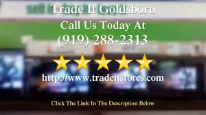 nissan altima for sale goldsboro nc trade it goldsboro electronics and video games youtube