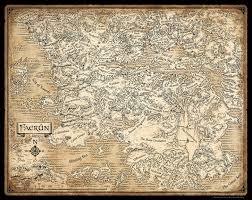 Map Of Faerun Mike Schley U0027s Portfolio
