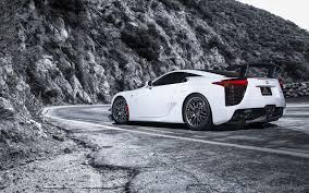 white lexus white lexus lfa wallpaper 5251 1920x1200 umad com