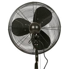 outdoor oscillating fans patio amazon com 24 durafan indoor outdoor oscillating wall mount fan
